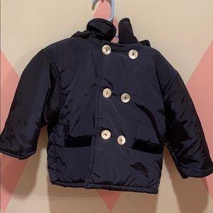 Le guignol winter jacket 18 months